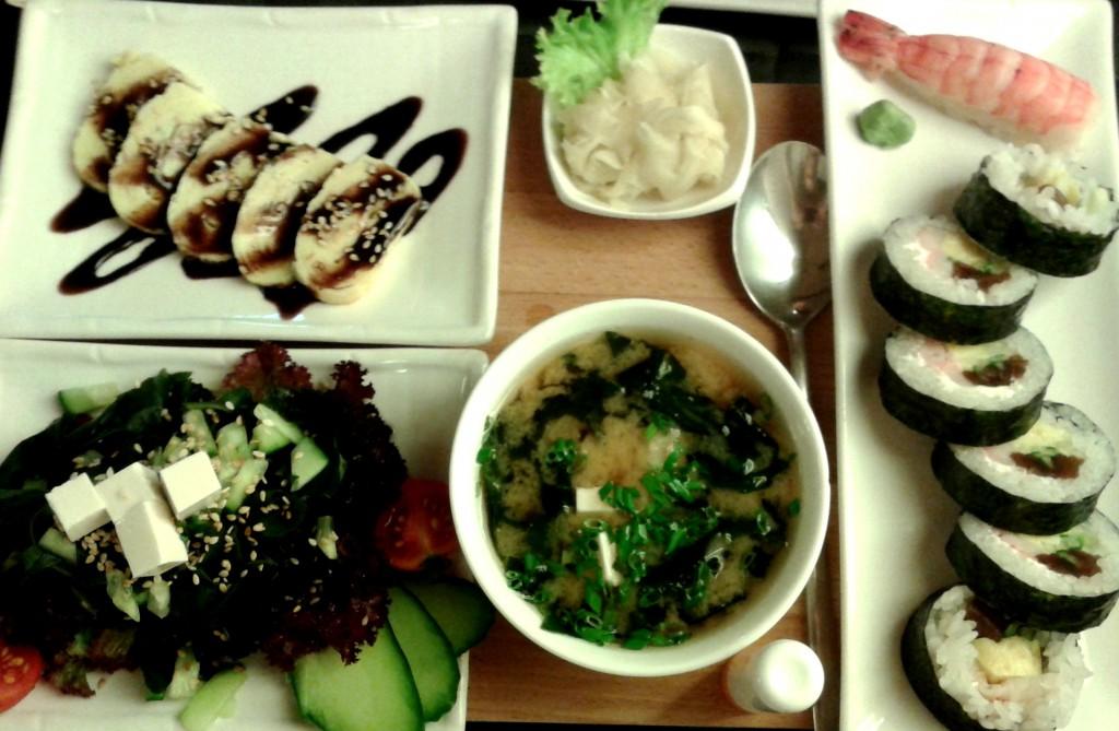 sushi Hanami Poznań