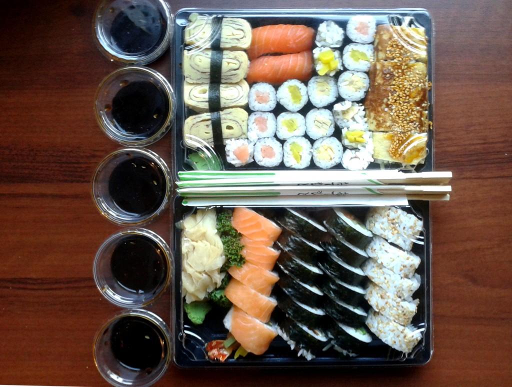 sushi poznan hanami
