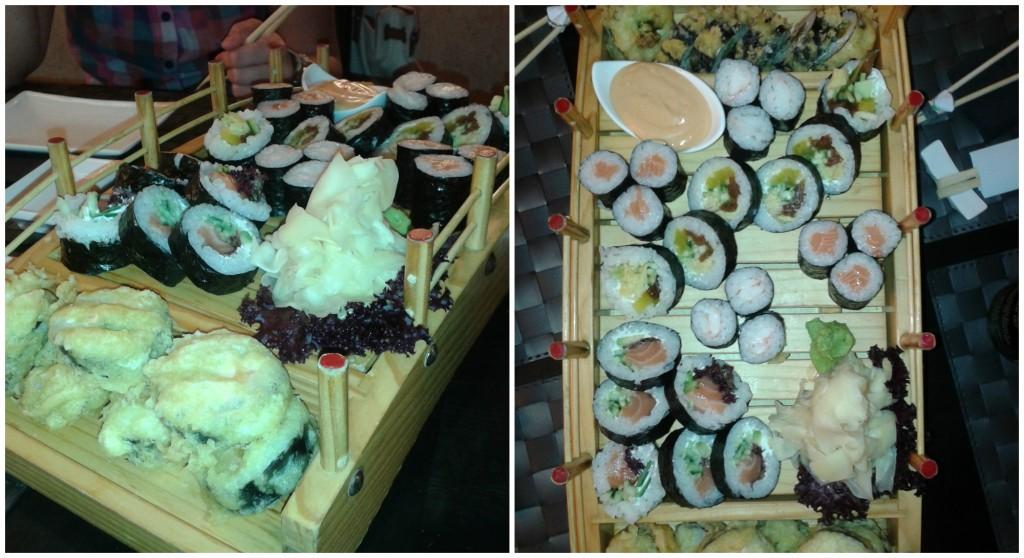 sushi pozna hanami